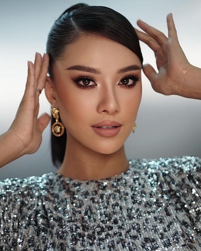 Á hậu Kim Duyên xuất hiện trên chuyên trang sắc đẹp Missosology Ảnh 8