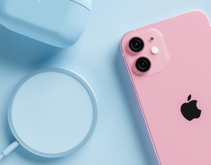 Ngất ngây với iPhone 13 màu Rose Pink ngọt ngào, đẹp mê mẩn 'đốn tim' fan Táo Ảnh 1