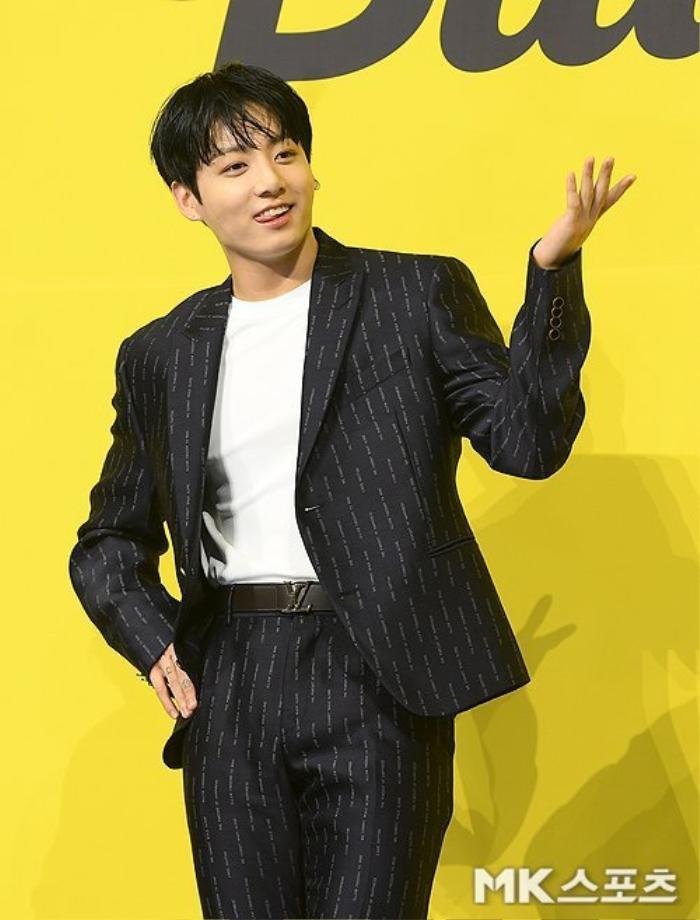 Ngắm nhìn loạt khoảnh khắc BTS 'thật là vàng tươi' trong họp báo comeback Butter Ảnh 14