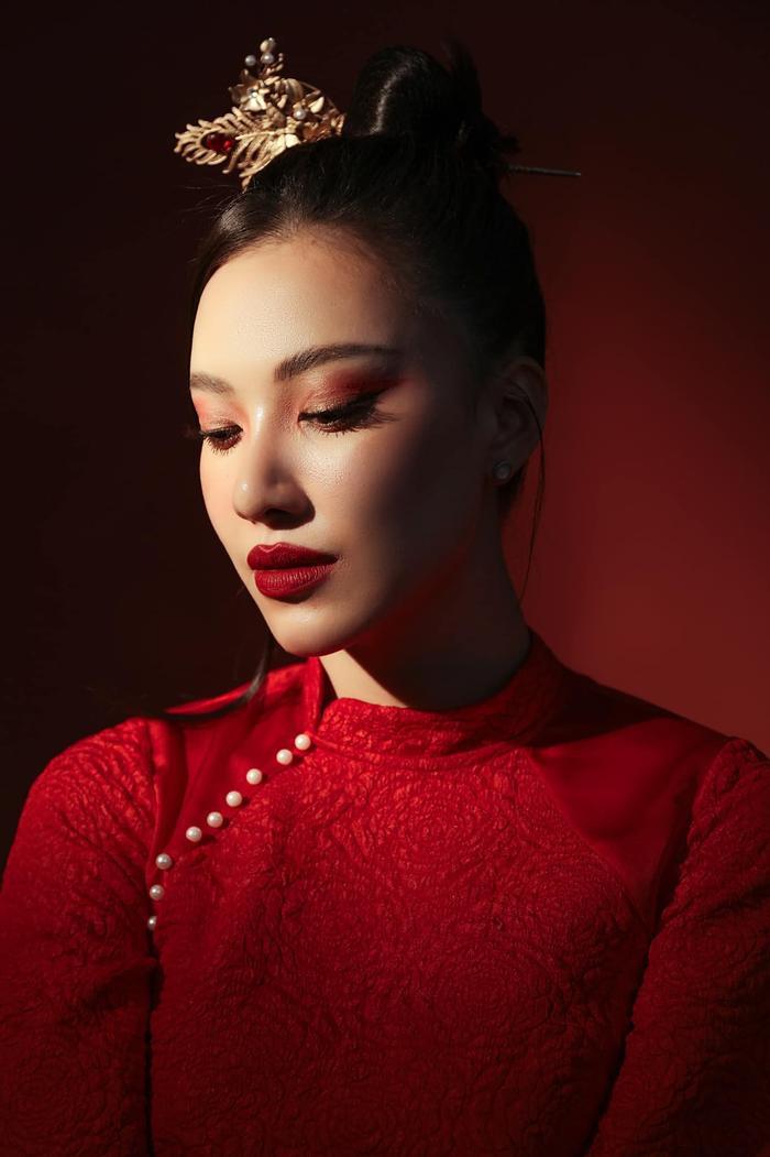 Có 1 Kim Duyên luôn trăn trở, đề cao sức mạnh giáo dục cho trẻ em: Dự án tâm huyết tại Miss Universe 2021 Ảnh 10