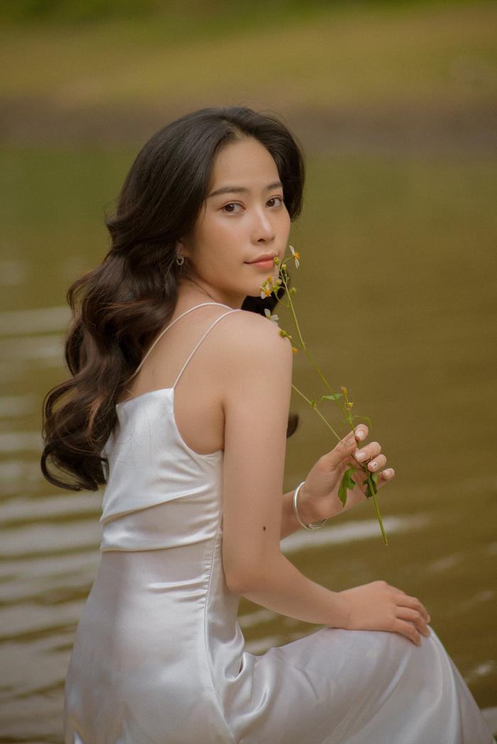 Nhan sắc của Nam Em trong bộ ảnh mới, đủ lực chinh chiến Miss Universe Việt Nam chưa? Ảnh 8
