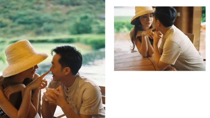 Cường Đô La tung loạt ảnh tình bể bình bên Đàm Thu Trang kỷ niệm 2 năm 'về chung một nhà' Ảnh 6