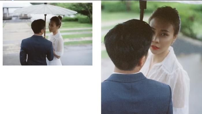 Cường Đô La tung loạt ảnh tình bể bình bên Đàm Thu Trang kỷ niệm 2 năm 'về chung một nhà' Ảnh 3