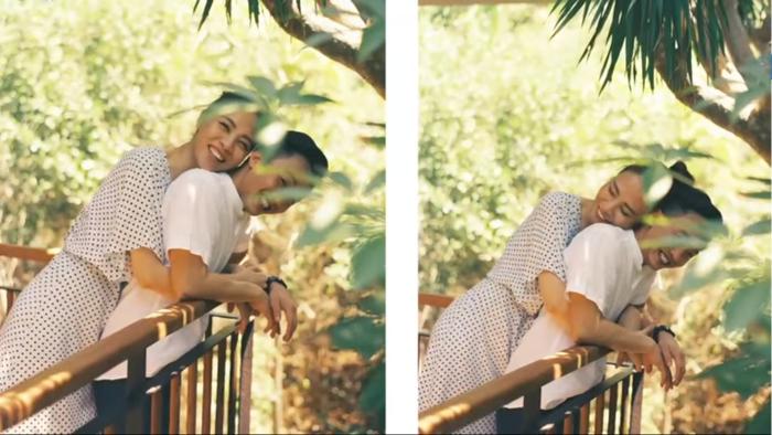 Cường Đô La tung loạt ảnh tình bể bình bên Đàm Thu Trang kỷ niệm 2 năm 'về chung một nhà' Ảnh 2