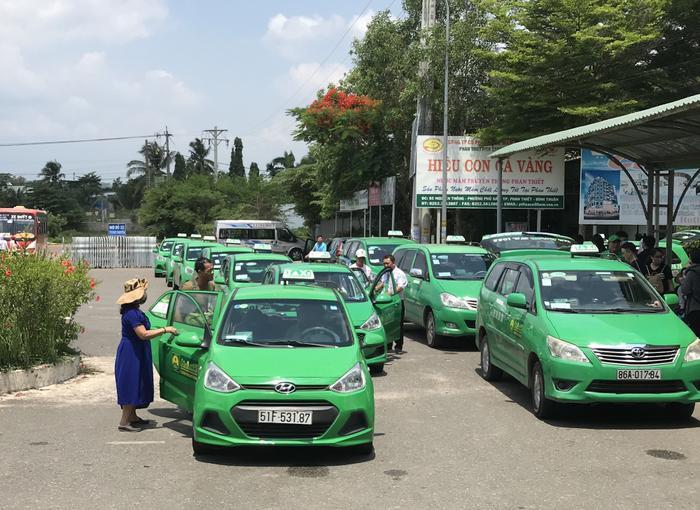 Khuyến cáo taxi, xe công nghệ không mở điều hòa, phải mở kính khi chở khách tại TP.HCM từ ngày 22/5 Ảnh 3