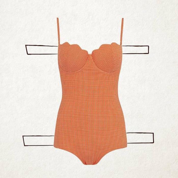 Mẹo chọn áo tắm phù hợp với hình dáng cơ thể cho các nàng 'đốt cháy' bãi biển hè này! Ảnh 1