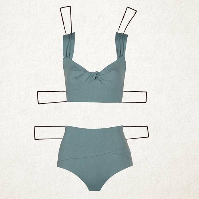 Mẹo chọn áo tắm phù hợp với hình dáng cơ thể cho các nàng 'đốt cháy' bãi biển hè này! Ảnh 3