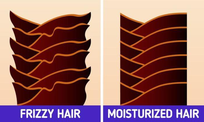 Để tóc xõa khi đi ngủ và những tai hại không ngờ Ảnh 4