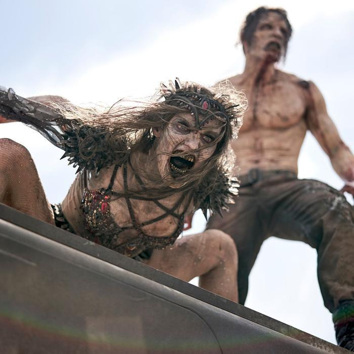 Review 'Army of the Dead': Cuộc dạo chơi vào vùng đất zombie thừa thời gian và thiếu hấp dẫn
