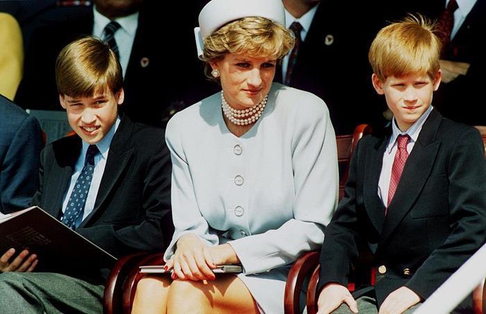 Cuộc gọi điện cuối cùng của William và Harry với mẹ, cố Công nương Diana khiến hai anh em mãi day dứt Ảnh 1