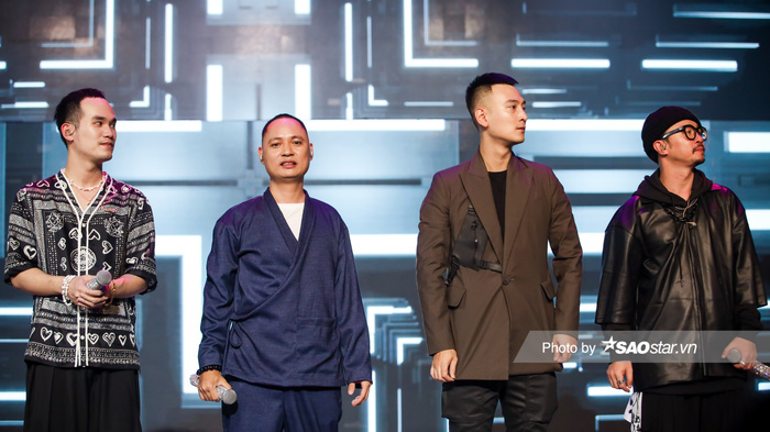 Dàn Master 'khuấy động' sân khấu The Heroes: Ai cũng 'trưng trổ' tài năng, báo hiệu màn 'so găng' hấp dẫn Ảnh 7
