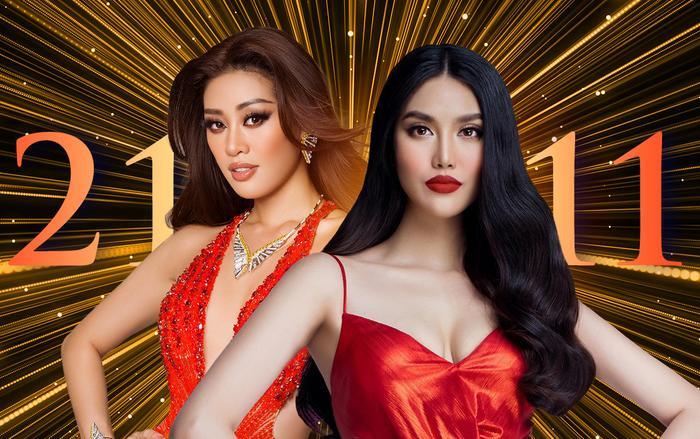 Khánh Vân lọt Top 21 Miss Universe - Lan Khuê Top 11 Miss World: Fan đừng quá khắt khe về giải VOTE? Ảnh 1