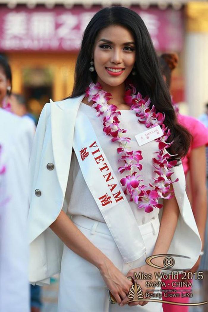 Khánh Vân lọt Top 21 Miss Universe - Lan Khuê Top 11 Miss World: Fan đừng quá khắt khe về giải VOTE? Ảnh 6