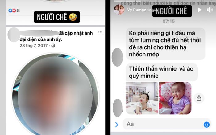Bị anti-fan chê bai bắt chước Winnie nhà Đông Nhi, vợ Mạc Văn Khoa đáp trả 'cực căng' Ảnh 3