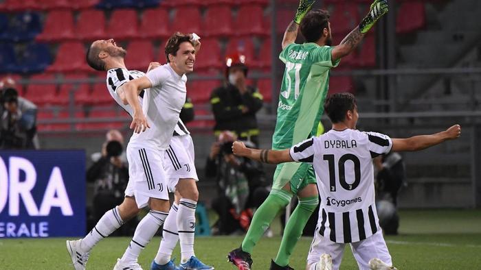 Hạ màn Serie A 2020/21: Juventus lách qua khe cửa hẹp để lọt vào Top 4 Ảnh 1