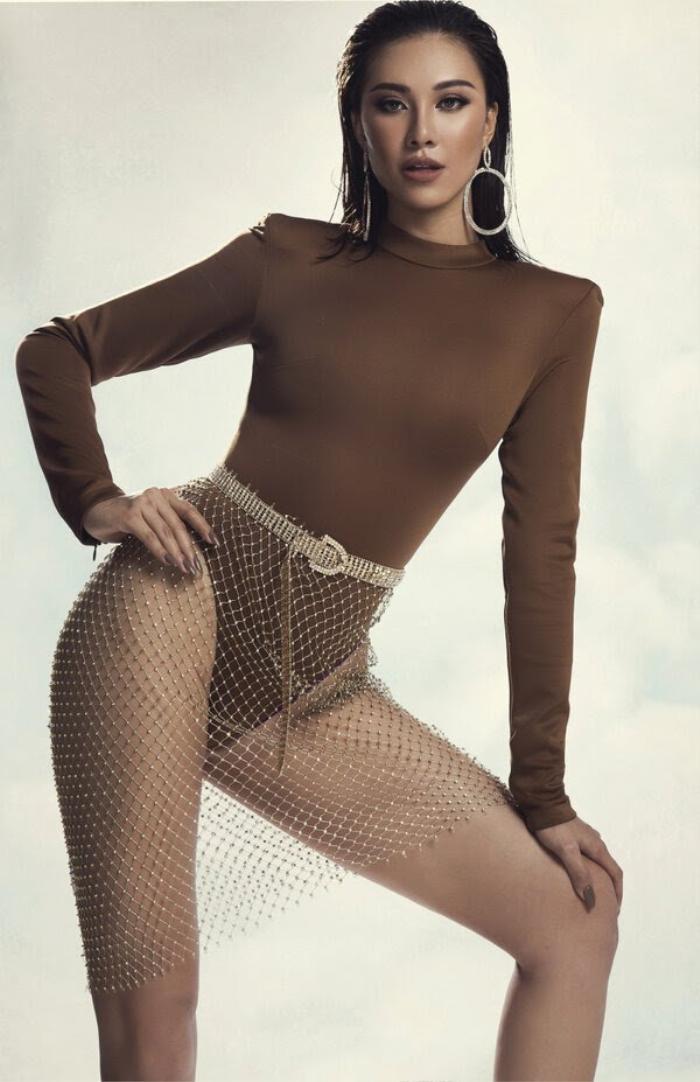 Á hậu Kim Duyên luyện tập đến ói mửa, hé lộ điều sẽ mang đến Miss Universe 2021 Ảnh 5