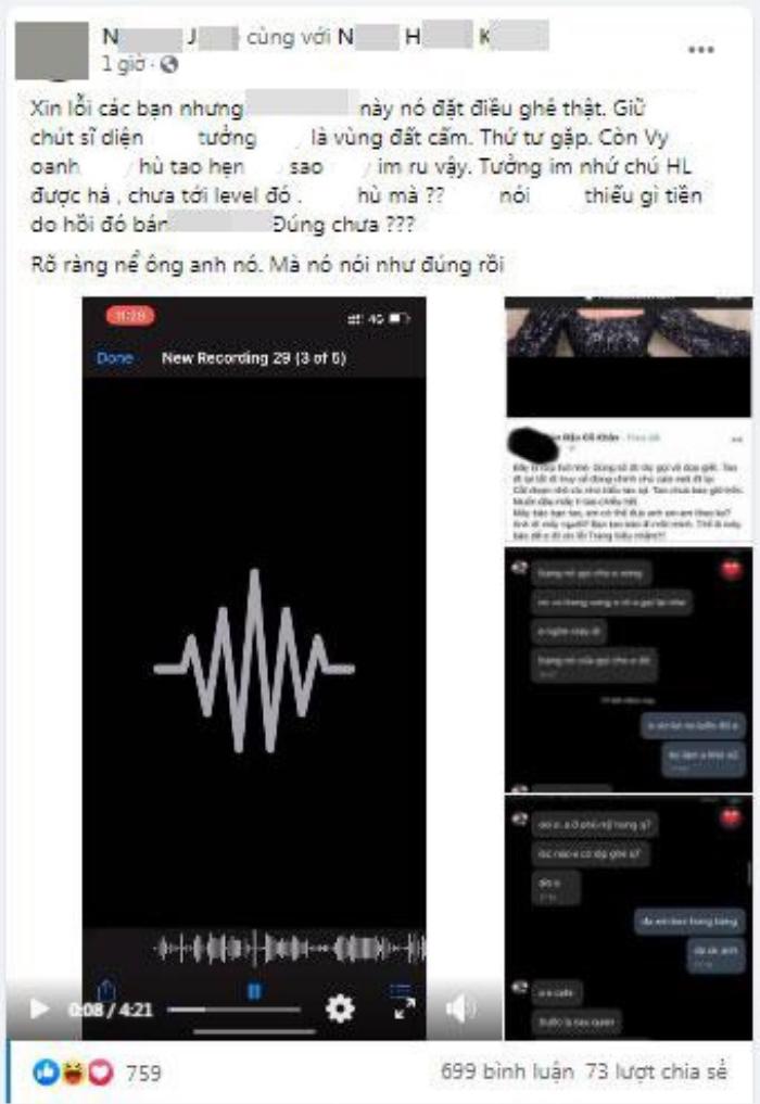 Trang Trần khẩu chiến với hacker nhà bà Phương Hằng, nhưng netizen chỉ chú ý đến câu nói này của cô Ảnh 5