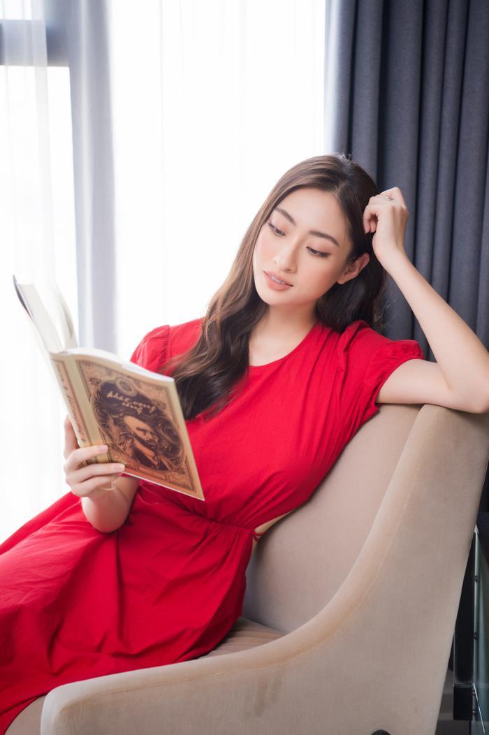 Sau gần 2 năm đương nhiệm, Hoa hậu Lương Thuỳ Linh tậu penthouse giữa lòng Hà Nội khiến ai cũng trầm trồ Ảnh 2