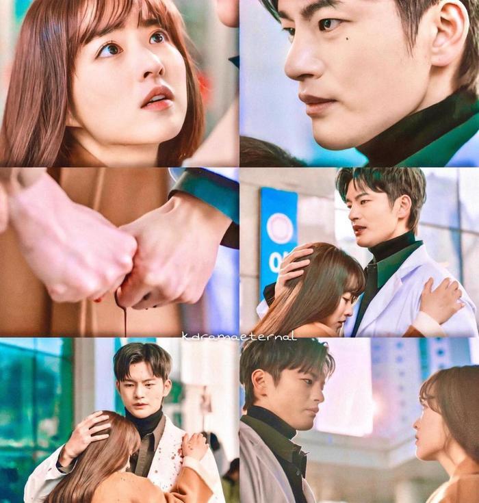 'Doom at Your Service': Khán giả tiếc hùi hụi vì nụ hôn hụt của Seo In Guk và Park Bo Young Ảnh 1