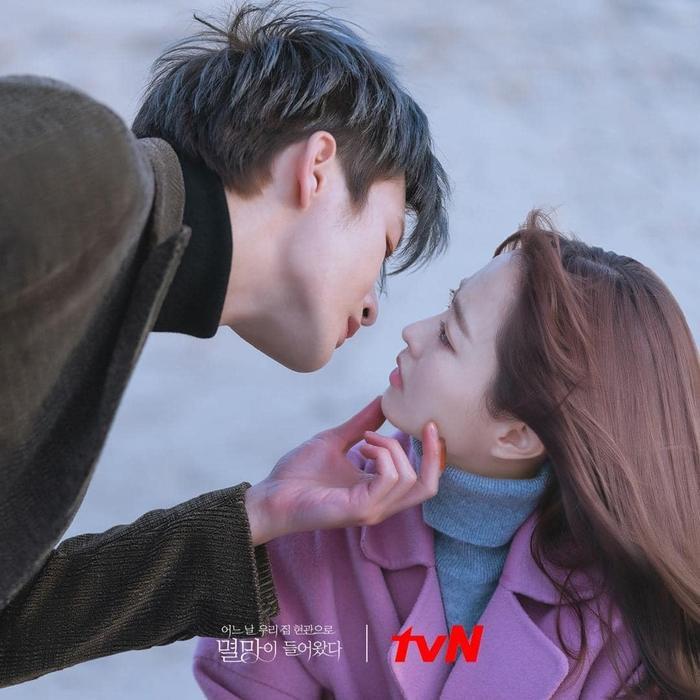 'Doom at Your Service': Khán giả tiếc hùi hụi vì nụ hôn hụt của Seo In Guk và Park Bo Young Ảnh 15