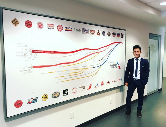 Con trai NS Hoài Linh: Tốt nghiệp cử nhân ĐH lớn ở Mỹ, kỹ sư hàng không American Airlines Ảnh 1