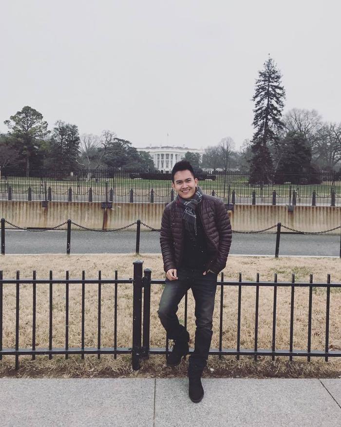 Con trai NS Hoài Linh: Tốt nghiệp cử nhân ĐH lớn ở Mỹ, kỹ sư hàng không American Airlines Ảnh 2
