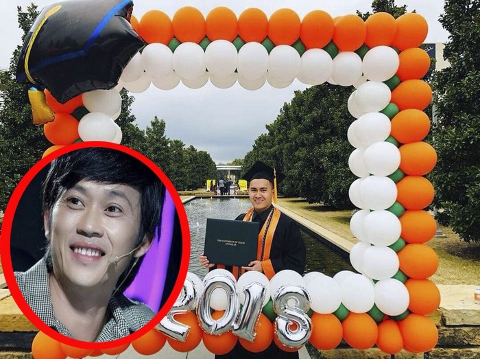 Con trai NS Hoài Linh: Tốt nghiệp cử nhân ĐH lớn ở Mỹ, kỹ sư hàng không American Airlines Ảnh 3