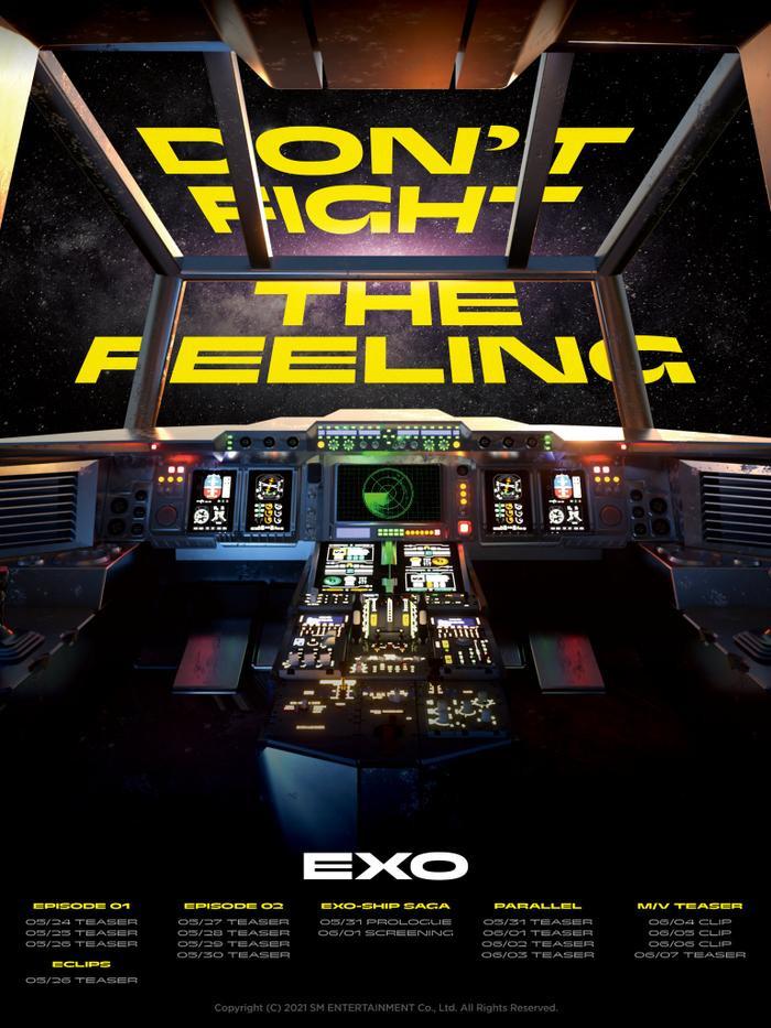 Fan vỡ òa: Lay xác nhận tái xuất cùng EXO trong album comeback 'Don't Fight The Feeling' Ảnh 10