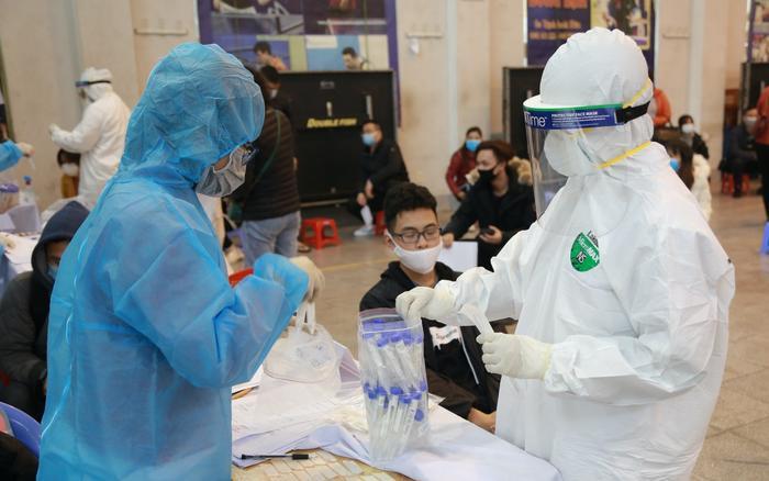 Hà Nội: Thêm 6 ca dương tính SARS-CoV-2, trong đó 3 ca liên quan chùm Times City và T&T Ảnh 1