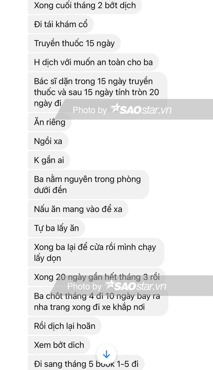 Người thân NSƯT Hoài Linh xác nhận mắc ung thư tuyến giáp, đã phẫu thuật thành công Ảnh 6