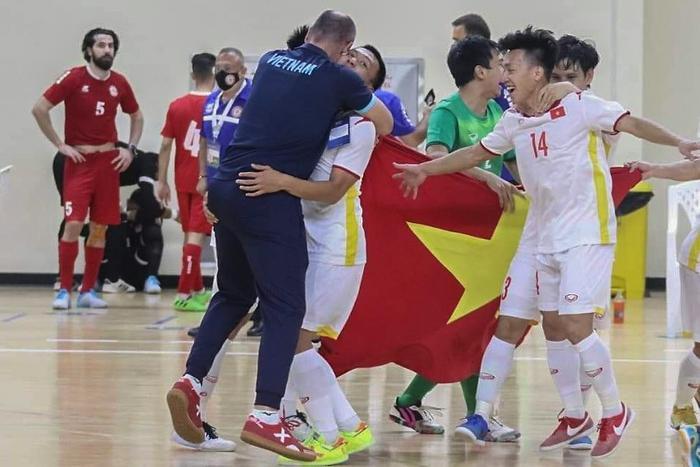 Người hùng tuyển futsal Việt Nam gây xúc động mạnh, gợi lại hình ảnh của Bùi Tiến Dũng Ảnh 1