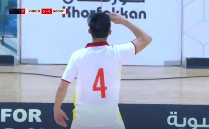 Người hùng tuyển futsal Việt Nam gây xúc động mạnh, gợi lại hình ảnh của Bùi Tiến Dũng Ảnh 2