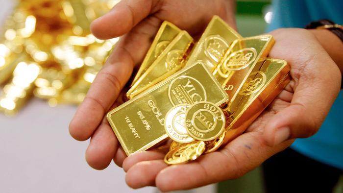 Giá vàng hôm nay 27/5: Vàng trong nước giảm theo đà lao dốc của vàng thế giới Ảnh 2