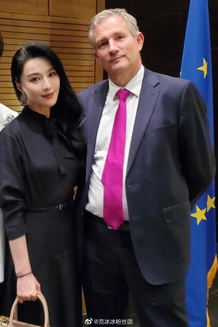 Tổ nghề độ như Lelush: Cùng Phạm Băng Băng trở thành khách mời tại tư dinh Đại sứ quán Pháp Ảnh 7