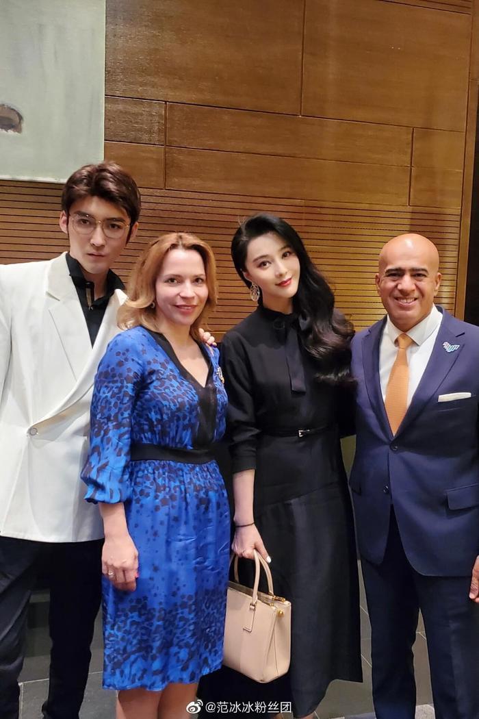 Tổ nghề độ như Lelush: Cùng Phạm Băng Băng trở thành khách mời tại tư dinh Đại sứ quán Pháp Ảnh 6