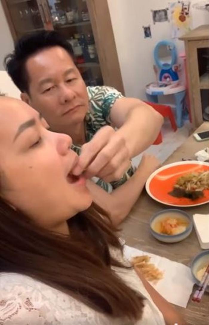 Phan Như Thảo được chồng hơn 26 tuổi cưng như bà hoàng, trao hết tài sản, đút tôm cho ăn Ảnh 4