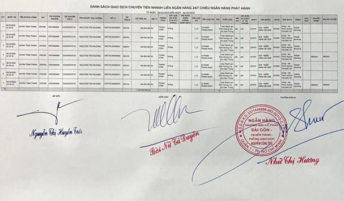 Trấn Thành chính thức tung chứng từ uỷ nhiệm chi và giấy tờ sao kê chuyển 6,45 tỷ cho mẹ Hà Hồ Ảnh 3