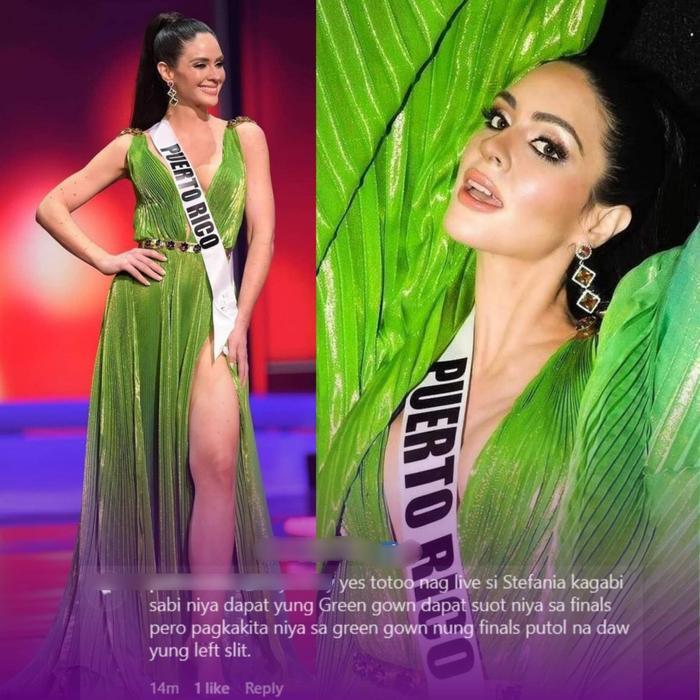 Miss Puerto Rico livestream tố bị cắt nát váy, Miss Universe 2020 tiếp tục dính phốt Ảnh 1