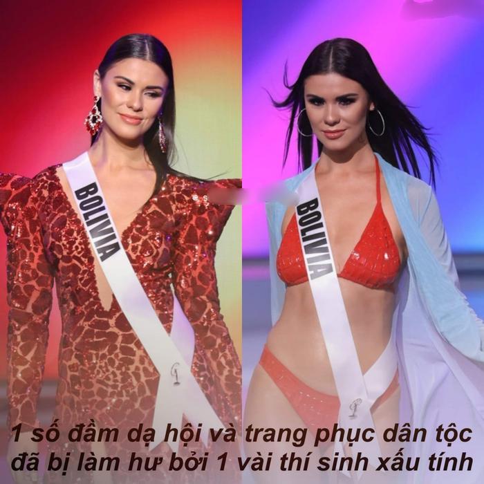 Miss Puerto Rico livestream tố bị cắt nát váy, Miss Universe 2020 tiếp tục dính phốt Ảnh 6
