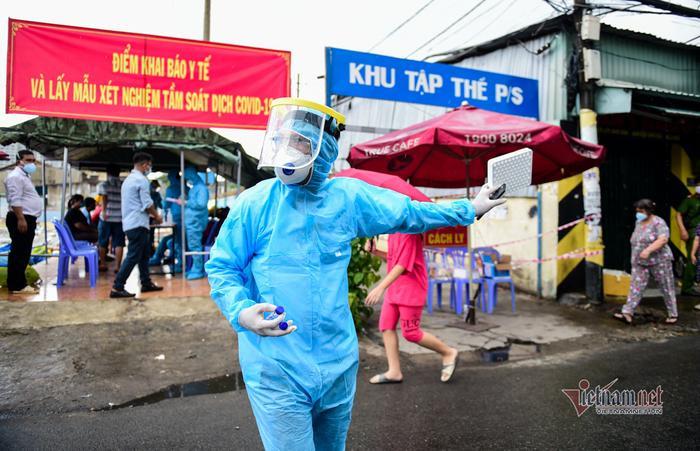 TP.HCM phong tỏa con hẻm 178 Bình Quới do liên quan chuỗi lây nhiễm Hội thánh truyền giáo Phục Hưng Ảnh 1