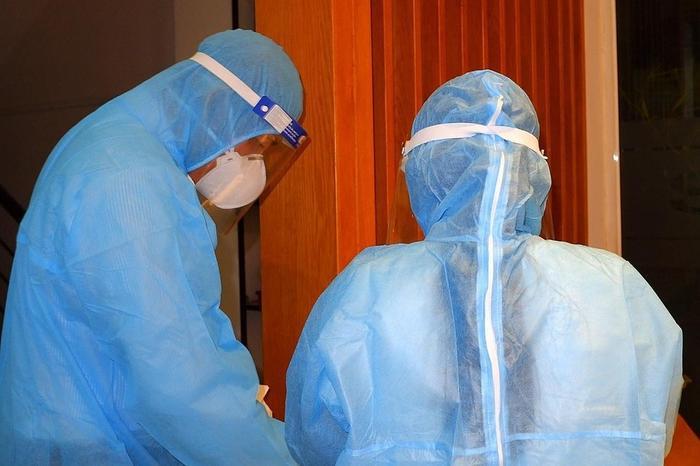 TP.HCM: Thêm 11 ca nghi nhiễm COVID-19 liên quan Hội thánh truyền giáo Phục Hưng, nâng tổng số lên 36 Ảnh 1