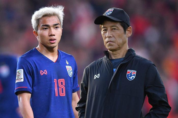 'Messi Thái' vắng mặt ở vòng loại World Cup 2022 Ảnh 1