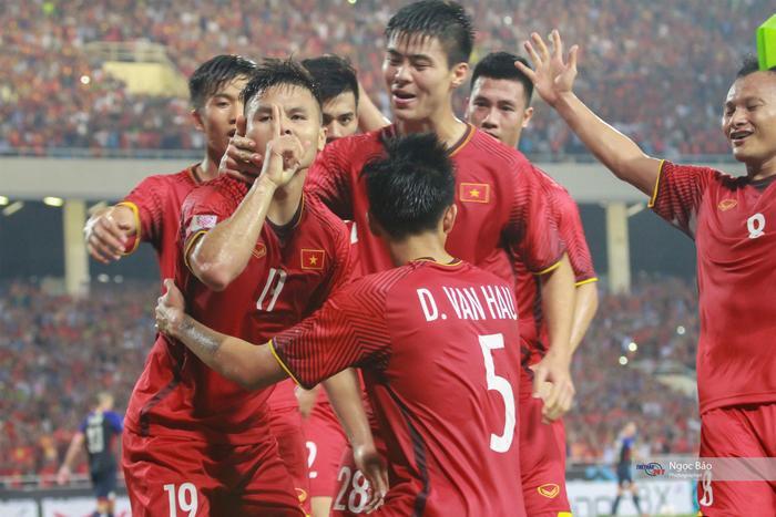 Bảng xếp hạng FIFA: Tuyển Việt Nam giữ vững vị trí số 1 Đông Nam Á Ảnh 1