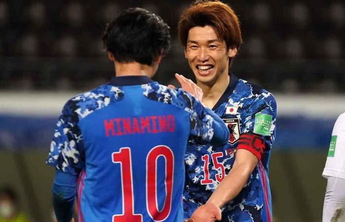 Nhật Bản hủy diệt Myanmar 10-0 ở vòng loại World Cup 2022 Ảnh 1
