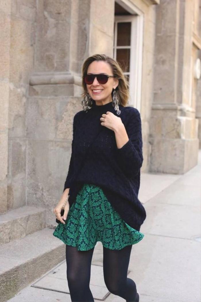 Mách nàng bí quyết phối đồ với màu xanh lá chuẩn như fashionista Ảnh 13