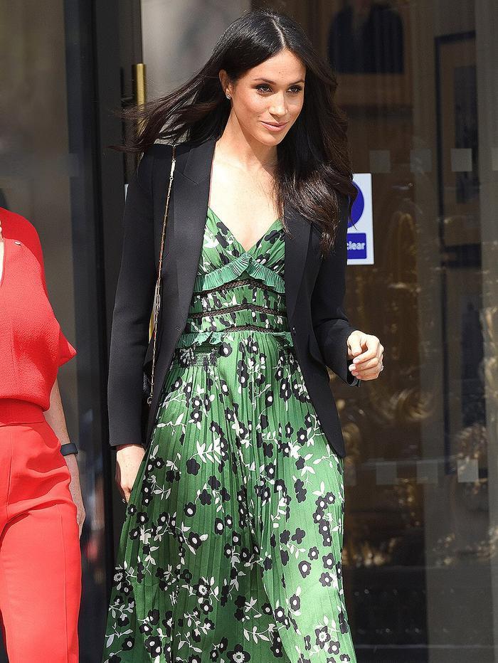 Mách nàng bí quyết phối đồ với màu xanh lá chuẩn như fashionista Ảnh 16