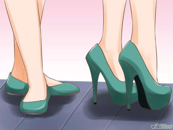 9 bí quyết đi giày cao gót giúp nàng thanh lịch như một công nương đích thực Ảnh 7