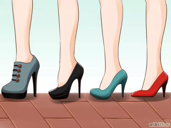 9 bí quyết đi giày cao gót giúp nàng thanh lịch như một công nương đích thực Ảnh 8