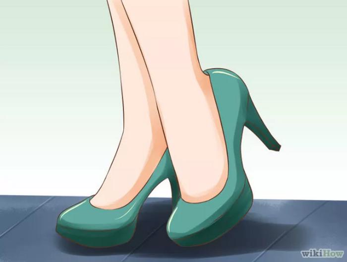 9 bí quyết đi giày cao gót giúp nàng thanh lịch như một công nương đích thực Ảnh 5
