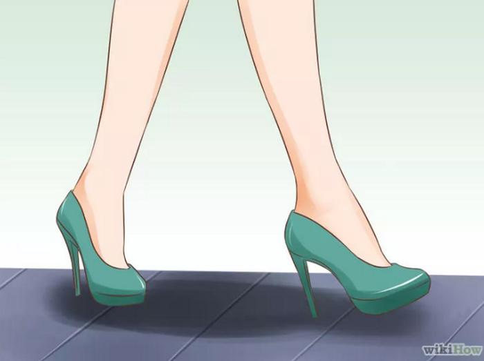 9 bí quyết đi giày cao gót giúp nàng thanh lịch như một công nương đích thực Ảnh 2